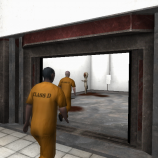 Скриншот SCP: Containment Breach