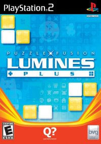 Обложка Lumines Plus