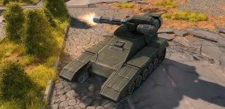 Tanki X. Релизный трейлер