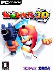 Обложка Worms 3D