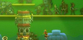 ToyQuest. Демонстрация особенностей геймплея