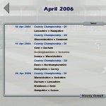 Скриншот International Cricket Captain 2006 – Изображение 18