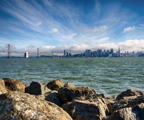 Вид на Сан-Франциско в Watch Dogs 2 очень похож на реальный