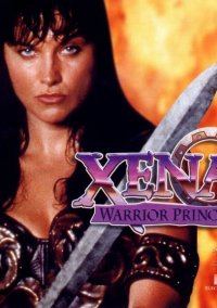 Обложка Xena: Warrior Princess