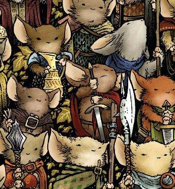 Комиксы, похожие на «Игру престолов»
