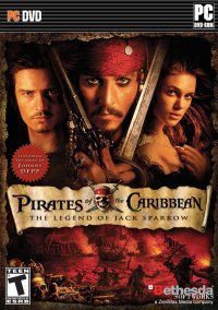 Обложка Pirates of the Caribbean