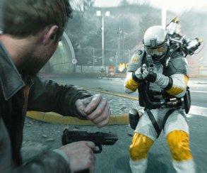 Remedy показала геймплейные кадры управления временем в Quantum Break