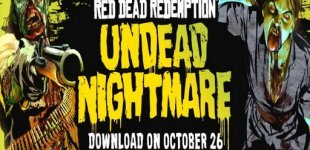 Red Dead Redemption: Undead Nightmare Pack. Видео #3