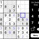 Скриншот Uni Sudoku Easy