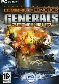 Обложка Command & Conquer: Generals - Zero Hour