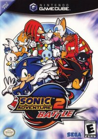 Обложка Sonic Adventure 2 Battle