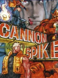 Обложка Cannon Spike