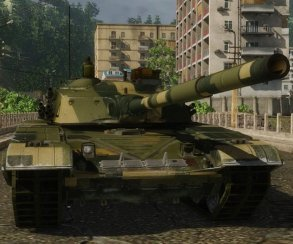 В «Armored Warfare: Проект Армата» появились китайские танки