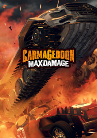 Обложка Carmageddon: Max Damage