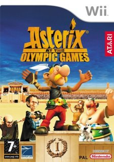 Asterix and the Olympic Games