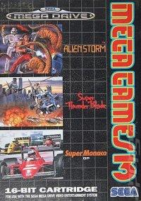 Обложка Mega Games 3