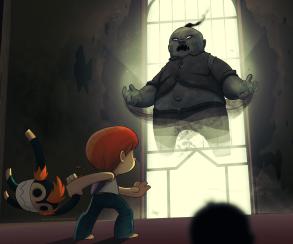 Девочка выберется из жуткого приюта в игре о детских страхах