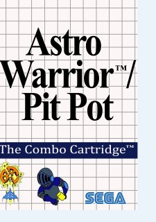 Astro Warrior & Pit Pot