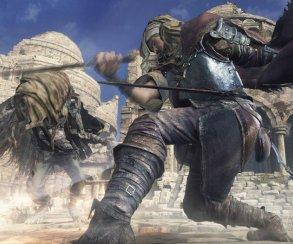 Dark Souls 3 прошли ногами