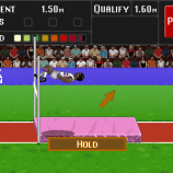 Скриншот Daley Thompson's Decathlon
