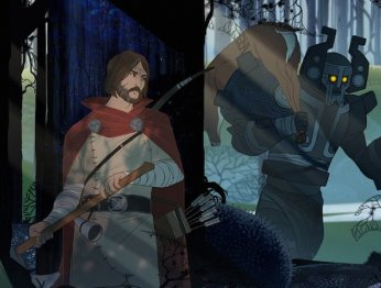 Разработчики The Banner Saga 3 вышли наKickstarter