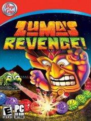 Обложка Zuma's Revenge