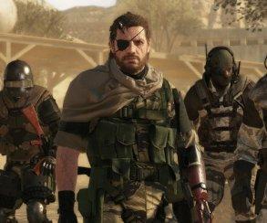 Фантомный мультиплеер: Metal Gear Online доберется до PC уже сегодня