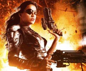 Мишель Родригес снялась в «Боевом ангеле»