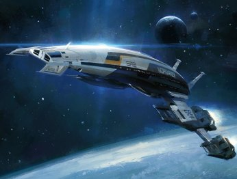 Онлайн-шутер саналогами легендарных звездолетов Planet Commander