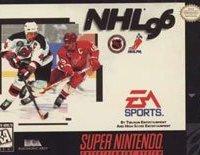 Обложка NHL '96