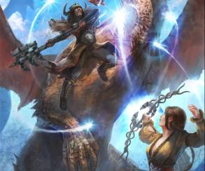 Свежие скриншоты Dragon's Dogma Online и два новых класса