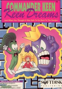 Обложка Commander Keen: Keen Dreams