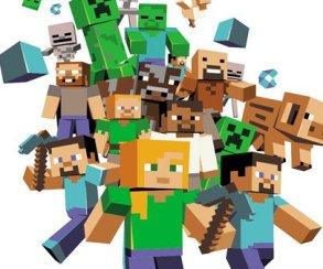 Minecraft оказалась популярнее Modern Warfare 3 и FIFA 13