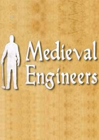 Обложка Medieval Engineers