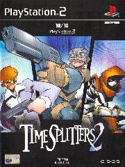 Обложка TimeSplitters 2