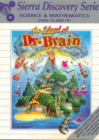 Обложка Island of Dr. Brain