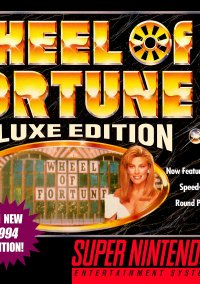Wheel of Fortune: Deluxe Edition – фото обложки игры