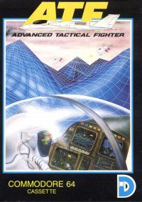 ATF: Advanced Tactical Fighters – фото обложки игры