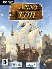 Обложка Anno 1701