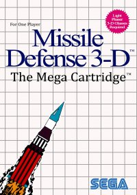 Обложка Missile Defense 3-D