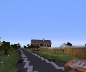 В Minecraft целиком отстроили Данию