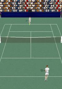 Virtual Tennis – фото обложки игры