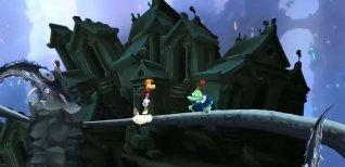Rayman Fiesta Run. Видео #1