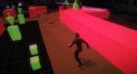 Вор прячется за полигонами на снимках из игры автора Thomas Was Alone. - Изображение 5