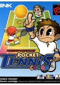 Обложка Pocket Tennis Color