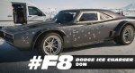 Фото «Форсажа 8» показывают гусеничные авто для гонок по Исландии. - Изображение 6