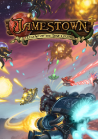 Обложка Jamestown Plus