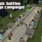 Скриншот Block Fortress: War – Изображение 1