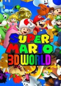 Обложка Super Mario 3D World