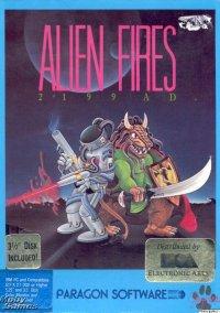 Обложка Alien Fires: 2199 AD